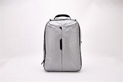 Рюкзак Inokim водонепроницаемый серебристый - фото 7914