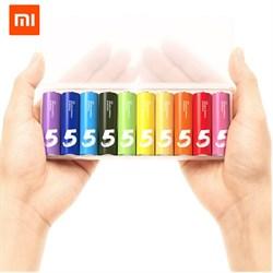 Батарейка Xiaomi Rainbow AA (10шт)