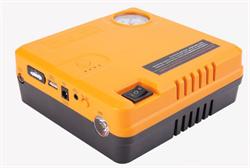 Портативное пусковое устройство для автомобиля High Power 16800 mAh с компрессором - фото 9694