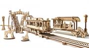 Сборная модель UGEARS Трамвайная линия 70028