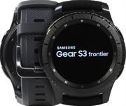 Часы Samsung S3 Frontier R760 черный