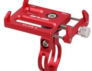 GUB Plus 8 держатель для телефона на велосипед красный