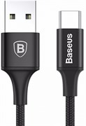 Кабель Baseus Rapid Series USB - Type-C CATSU-B01
