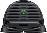 Беспроводное зарядное устройство Qi Baseus Silicone Horizontal Desktop