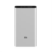 Внешний аккумулятор Xiaomi Mi Power Bank 3 10000 mAh (PLM12ZM) серебристый