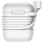 Чехол для Apple AirPods Baseus (TZARGS-G2) серый