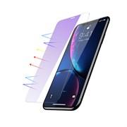 Защитное стекло для iPhone XR Baseus Full tempered glass rear protection 0.15 мм (SGAPIPH61-GS02)
