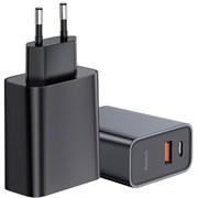 Сетевое зарядное устройство Baseus Speed PPS Quick Charger Type-C черный (CCFS-C01)