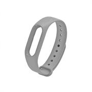 Ремешок для Xiaomi Mi Band 3/4 серый