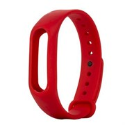 Ремешок для Xiaomi Mi Band 2 красный