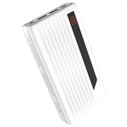 Внешний аккумулятор Hoco J27A Wide energy 20000 mAh белый