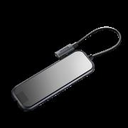 USB-концентратор Baseus Multi-functional Hub USB-C to HDMI/3xUSB 3.0/RJ45/PD (CAHUB-DZ0G)