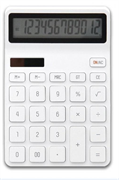 Калькулятор Xiaomi Kaco Lemo Desk Electronic Calculator (K1412) белый