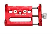 Держатель для телефона/ смартфона на велосипед GUB G-86 красный