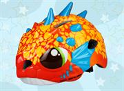 Шлем детский GUB King оранжевый
