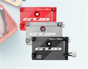 GUB G-81 вело держатель смартфона красный