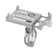 GUB Plus 8 держатель для телефона на велосипед серый