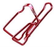 Держатель бутылки на велосипед GUB 05 алюминиевый красный