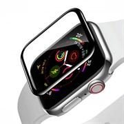 Защитное стекло Baseus Full-screen Curved Tempered Film для Apple Watch series 4/5 40mm черный (SGAPWA4-G01)