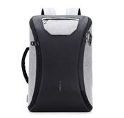 Умный рюкзак WiWU VIYOHO FIPILOCK FL-V2 с встроенным смарт-замком отпечатков пальца серый