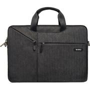 """Сумка для ноутбука WiWU Gent Businnes Handbag 15.4"""" черный"""