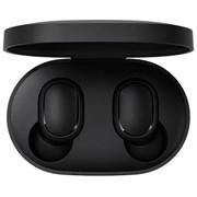 Беспроводные наушники Xiaomi AirDots True Wireless Bluetooth Headset черный (TWSEJ04LS)