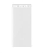 Внешний аккумулятор Xiaomi Power Bank 3 USB-C 20000 mAh (PLM18ZM) белый