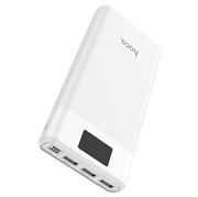 Внешний аккумулятор Hoco B35E Entourage 30000 mAh белый