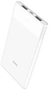 Внешний аккумулятор Hoco B35D Entourage 5000mAh белый