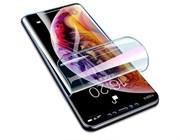 Защитная силиконовая пленка Ainy для Apple iPhone X/XS/11 Pro матовая
