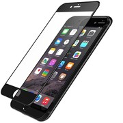 Стекло защитное для Apple iPhone 6/6S/7/8 Mietubl 0,33mm 5D черный