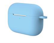 Чехол-футляр для Apple АirPods Pro голубой