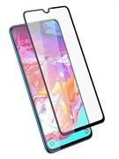 Стекло защитное для Samsung Galaxy A70/A70S Mietubl 0,33mm черный