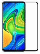 Стекло защитное MTB для Xiaomi Redmi Note 9 0,33mm черный