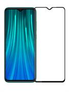 Стекло защитное MTB для Xiaomi Redmi Note 8 Pro 0,33mm черный