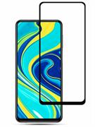 Стекло защитное MTB для Xiaomi Redmi Note 9S/Note 9 Pro 0,33mm черный
