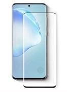 Стекло защитное MTB для Samsung Galaxy S20 5D 0,33mm с сенсорным окном черный