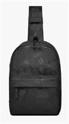 Сумка через плечо WiWU Vigor crossbody bag черный камуфляж