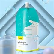 Жидкое мыло для автоматических дозаторов, диспенсеров, пенообразователей Baseus Wishing elf Foaming Hand Wash 300ml