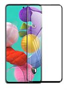 Стекло защитное MTB для Samsung A51/M31S 0,33mm черный
