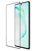 Стекло защитное MTB для Samsung A71/A81/A91/NOTE 10 LITE 0,33mm черный