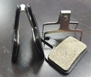Колодки тормозные Inokim OXO передние/ задние комплект 2шт с пружиной (оригинал)