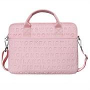 """Сумка для ноутбука WiWU City Cosmo Slim Case 13.3"""" светло-розовый"""