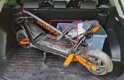 Детские ручки на руль для электросамоката Inokim OX/OXO вытянутая труба