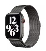 Ремешок для Apple Watch WIWU миланская петля 42/44 mm Black