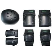 Комплект защиты Inokim (Шлем, наколенники, налокотники, наладонники)
