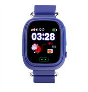 Wonlex GW100 детские смарт-часы с GPS трекером