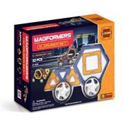 Магнитный конструктор MAGFORMERS 32 XL Cruiser машины 706001 (63073)