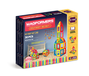 Магнитный конструктор MAGFORMERS 30 My First 702001 (63107)