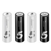 Аккумуляторы AA - Xiaomi ZI5 1800mAh (4 штуки)